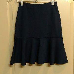 Ralph Lauren pull on skirt